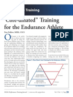 Core-dinated Training for the Endurance Athlete