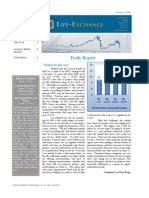 Trade Report February 09