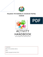 Activity Handbook SSP Papar