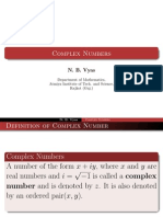 Dr. Nirav Vyas complexnumbers1.pdf