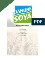 Danube Soya ProjectDescription APRIL 2014