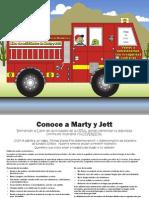 Prevención Incendios FEMA USA