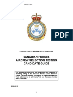 Rcaf Acs Guide