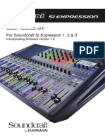 Manual Siexpression Soundcraft