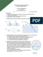 Examen Parcial - 2015-1