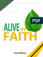 Alive by Faith