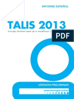 Talis 2013 in for Me Espanol Web