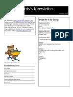october newsletter template 45610022015