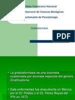 Gnatostomiasis[1]