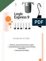 Logic 9 Express Notes