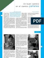 Un Buen Cambio en El Cambio de Pañales - Cartró, Consol_ Pañella Damunt, Neus, RI 103