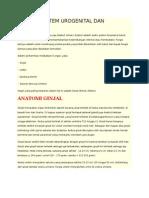 Anatomi Sistem Urogenital Dan Reproduksi