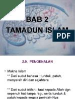 Bab 2 - Tamadun Islam