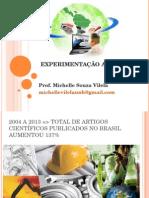 A pesquisa e a experimentação.ppt