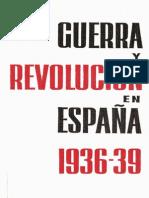 Guerra y Revolución en España - Tomo III