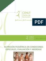 1 Nutrición Pediátrica en Condiciones Especiales CENUT..