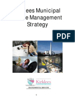 Mun Waste Manage Strategy