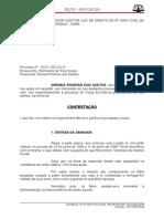 CONTESTAÇÃO_Ação de Dissolução e Reconhecimento de Sociedade de Fato Cc Guarda_DIRINEIA PINHEIRO DOS SANTOS