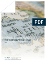 Turkish Perceptions Survey 2015