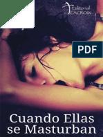 Cuando Ellas Se Masturban_ Rela - Antonella Aznar