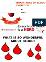 bloodanddonationfacts-140811062030-phpapp02