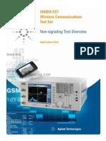 Wireless Communications Test Set