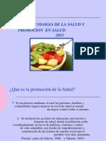 Promocion en Salud 2015