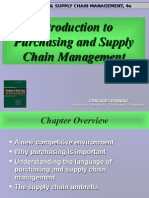 supply chain first chapter