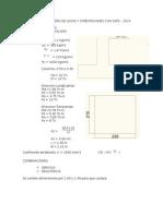 Analisis y Diseño de Losas y Cimentaciones Con Safe