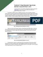 Slug Flow Analysis Using Dynamic Spectrum Method in Caesar II Part 1 of 2