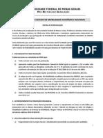 Edital de Bolsas_Programa de Mobilidade Academica Nacional 2012-1-1