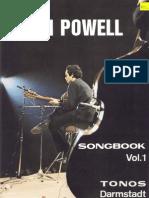 Songbook com acordes e melodia Baden Powell Vol. I