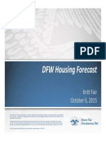 Hexter Fair First American Economic Forecast 100615