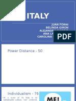 estatus sociales de italia