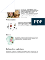 10 enfermedades comunes