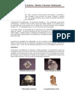 pirita cristalografia