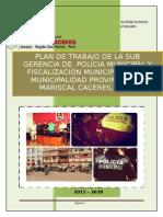 Plan PoliciaM