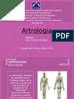 Exposición de Artrologia