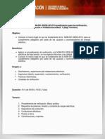 Taller NOM-001-SEDE-2012 (Baja Tension).pdf