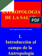 Antropología . Médica