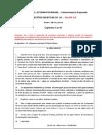 Atividade Avaliativa G2 Comunicação e Expressão EAD