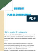 Tema 10 Plan de Contingencias