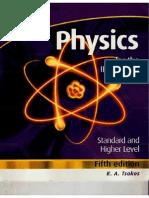 Physics (Tsokos) Fifth Edition