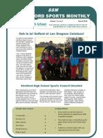 Stretford Sports Monthly
