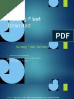 nursing fleet unlimited pptx 1
