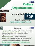 Cultura Organizacional 2014