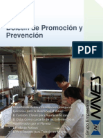 Boletín de Promoción y Prevención 2do Trimestre