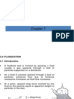 Chapter 7 Fluidization Clean