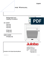 julabo fp 50 he user manual