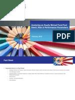 Analysing an Equity Mutual Fund Fact Sheet